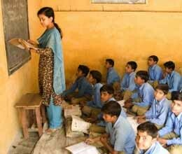 shortage of teachers in rural areas will be completed