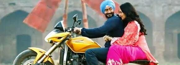 full dose of entertainment son of sardar