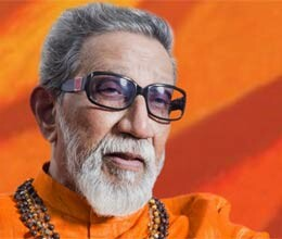 bal thackeray was the face of the politics maratha manoosh