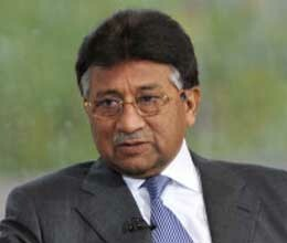 musharraf raised serious questions on ISI