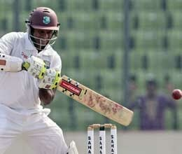 chandrapaul double ton propels west indies innings