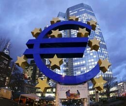 once again euro zone in recession