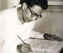 know about cartoonist bal thackeray