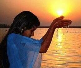 chhath festival starts from today