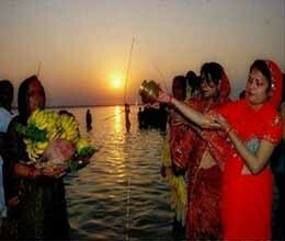 chhath puja begin from today