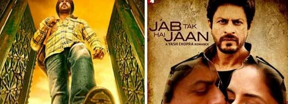 'jab tak hi jaan' vs 'son of sardar' collection