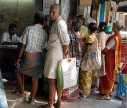 biometric ration cards will be provided in up to carve irregularities