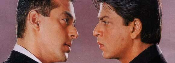 shahrukh says no friendship with salman