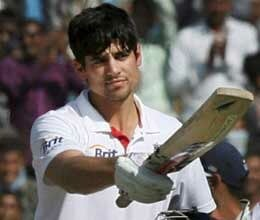 Its at par with winning in australia says alastair cook