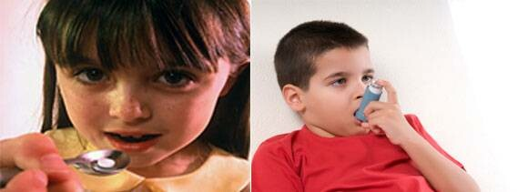 paracetamol leads to asthma in children