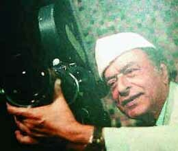 birthday special shantaram always made purposeful films