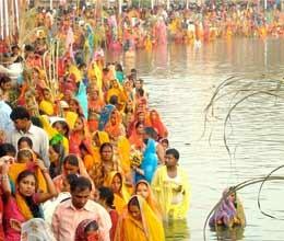 chhath Puja: avoid dangerous ghats