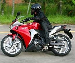 honda recalls 11500 cbr250r bikes