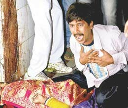 stampede during chhath puja in patna 10 killed