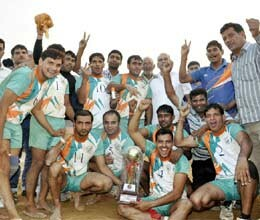 state kabaddi championship won by up police