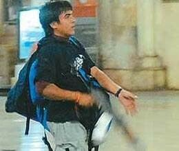 Ajmal Amir Kasab from 26/11 to 21/11