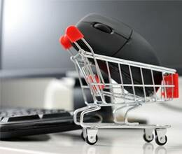 purchase through online searches increase