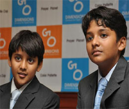 at the age of 10 and 12 two brothers became ceo