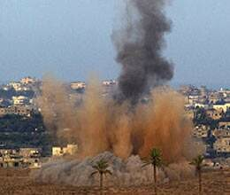 war continues in gaza in efforts of ceasefire