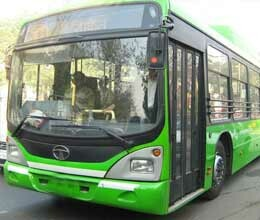 route display chart will also available in gurgaon buses
