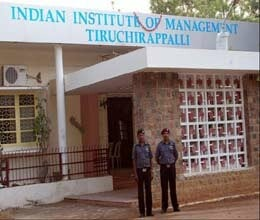 IIM-Trichy to offer short term courses on management