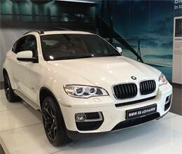 new bmw x6 launches in india