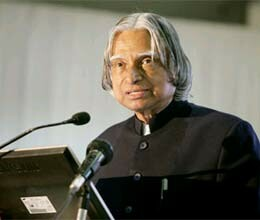 youth must do hard work for progress says kalam
