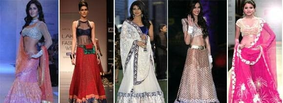 how to choose lehenga that suits your body type