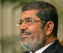 Mursi gain unlimited powers in egypt