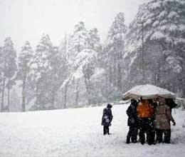 heavy snowfall in jammu in next three days