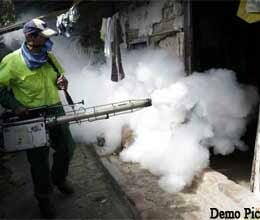 dengue campaign ended prematurely in gurgaon
