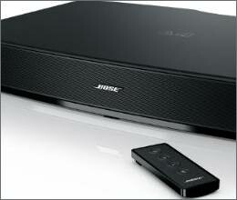 home theater feel in bose solo sound system