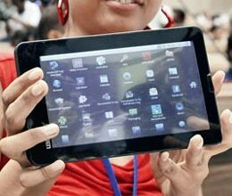 many renowned companies interested to supplying tablets