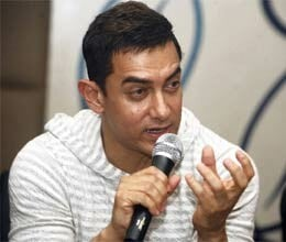 aamir without fight corruption Without a party