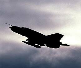 mig 21 aircraft crashes near naliya town of kutch district in gujarat pilot safe