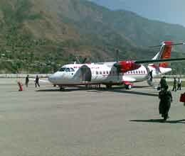 himachal pradesh air services stalled