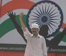kejriwal declare direct war to leaders