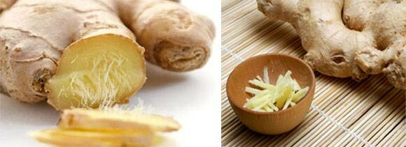 benefits of ginger in winters