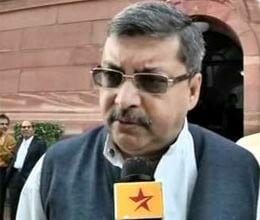 trinamool mp angry on union minister at fdi