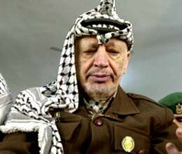yasir arafat body evacuated from grave