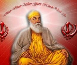 guru nanak jayanti special say me place where god is not present
