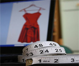 Use 'virtual' tape to get perfect-fitting clothes