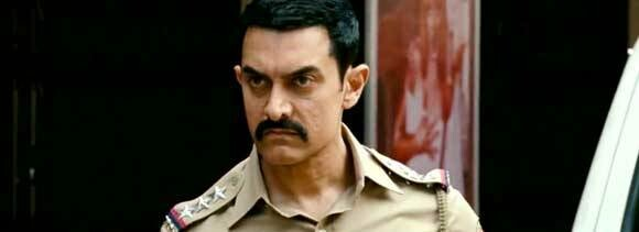 why aamir back foot for collection of 'talaash'