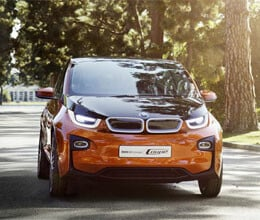 BMW Presents the i3 Concept Coupe