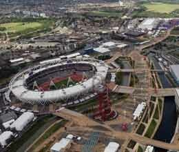 london olympic park gets 468m dollar post Games makeover