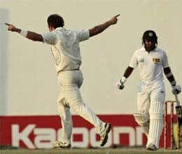 new zealand level sri lanka test series with rare win
