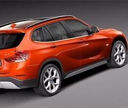 bmw x1 new model will launch in jan 2013