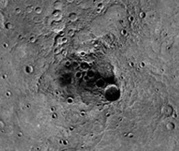 scientists found somthing mercury planet