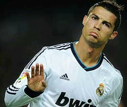 ronaldo upset by real madrid salary