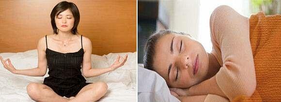 pranayam for sound sleep